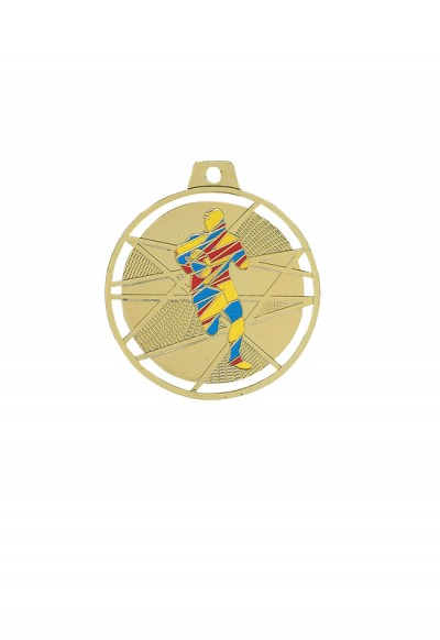 Médaille 70mm Rugby - BX10
