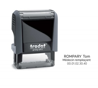 Tampon Printy 4911